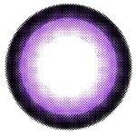 Circler lens - sakura candy violeta