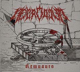 CD Necrodium - Remnants (Digipack)