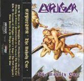 Cassete - Expulser  - The Unholy One  Importada Cor Verde