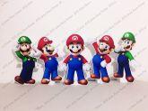 5 Displays de mesa - Super Mario