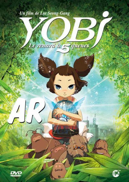 A Lenda de Yobi Dublado