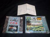 Ys 3 (YS III) - Wanderers from YS CD-ROM2 Original Raro (versão japonesa)