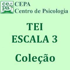 03.00 - TEI - Teste Equicultural de Inteligência - Escala 3 - Coleção