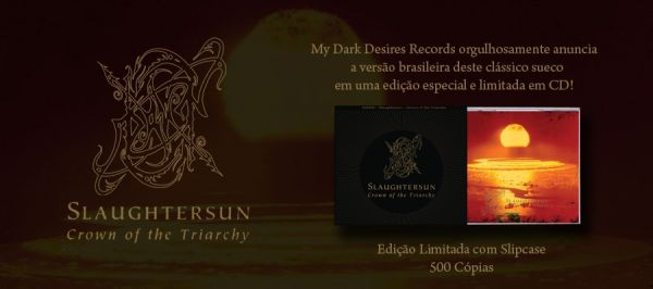 Dawn – Slaughtersun (Crown Of The Triarchy) - CD