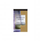 Livro Elementos Básicos Da Vida Cristã - Segundo Volume