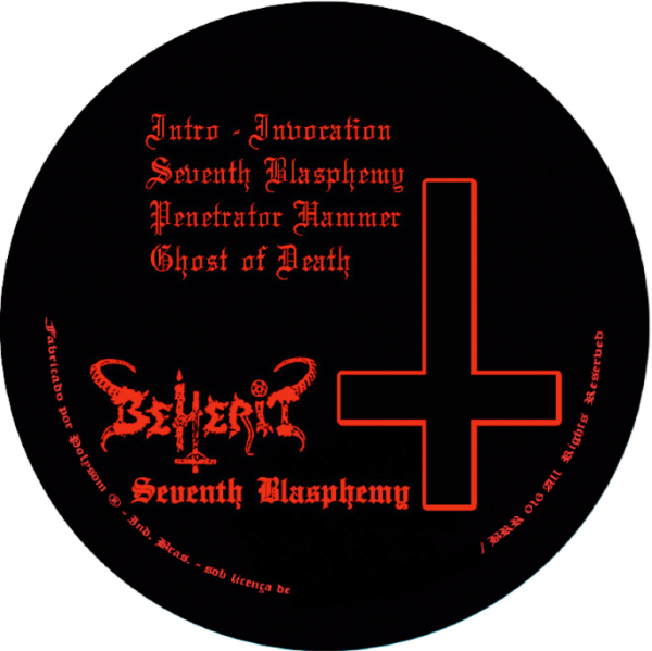 BEHERIT - SEVENTH BLASPHEMY - LP (Black)