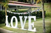 Love em mdf com base