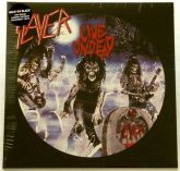 SLAYER - Live Undead /  Haunting The Chapel - LP(180gram, Gatefold, Bi-colour White/Blue)