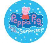Papel Arroz Peppa Pig Redondo 006 1un