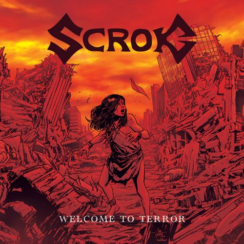 SCROK - WELCOME TO TERROR