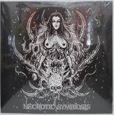 "Podridão + Sepulchral Whore - ""Necrotic Symbiosis"" 7 EP Nacional, Somente 300 Copias!!!"