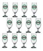 Kit 12 Taças De Cerveja Heineken Quality 300ml Frete Grátis