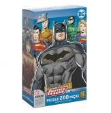 Puzzle 200 Peças - Justice League