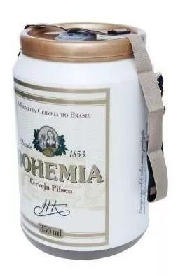 Cooler Caixa Térmica 24 Latas Bohemia Cerveja 2019
