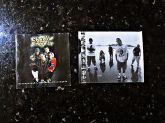 Encartes Álbum Charlie Brown Jr - Transpiração Contínua Prolongada (CD) - USADO