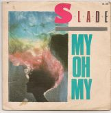 Compacto 7 - Slade - My Oh My