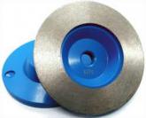 Disco de Desbaste Diamantado Contínuo 100mm Grão 220 M14