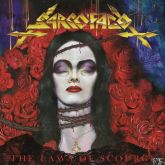 SARCÓFAGO - The Laws of Scourge - CD