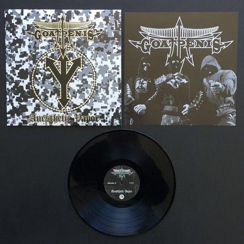 GOATPENIS -  Anesthetic Vapor - LP (Black Vinyl)