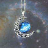 Colar Galaxy Witch Blue