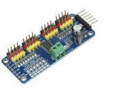 COD 1628 - Módulo Driver Servo Pwm16/canais - PCa9685