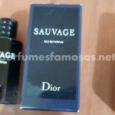 Miniatura Perfume Sauvage 10ml  Eau de parfum  10ml
