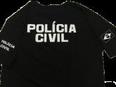 CAMISETA POLICIA CIVIL - MOD NACIONAL