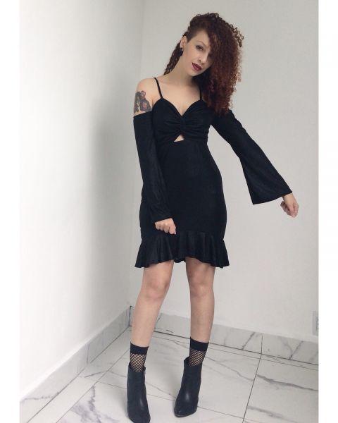 Vestido black