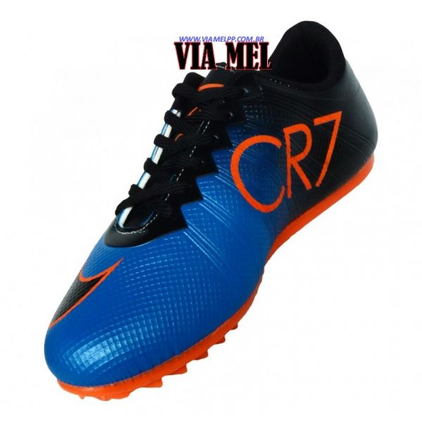 48c6226db75ec CHUTEIRA SOCIETY NIKE MERCURIAL SUPERFLY CR7 - VIA MEL