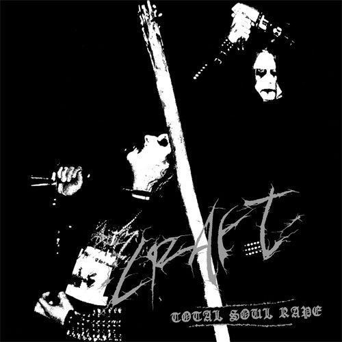 Craft ‎– Total Soul Rape - CD