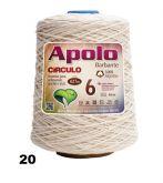 APOLO 6 COR 20 NATURAL