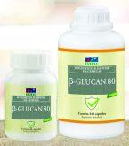ß-Glucan 80 -  60 Cápsulas