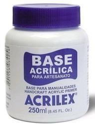 Base acrílica Acrilex 250ml