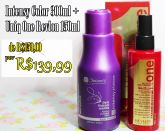 Promoção : Kit Intensy color 300ml + Uniq One