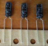 ELETROLÍTICO 4,7X35 85ºC 5X12mm SME 4,7ufx35v