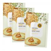 The Saem Natural Honey Mask Sheet