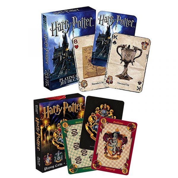 Baralho Harry Potter - Game Cartas 88mm