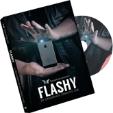 Flashy (DVD and Gimmick) by SansMinds #1301