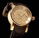 Kit Com 04 Relógios Invicta Yakuza S1 Dragon -Cores Variadas