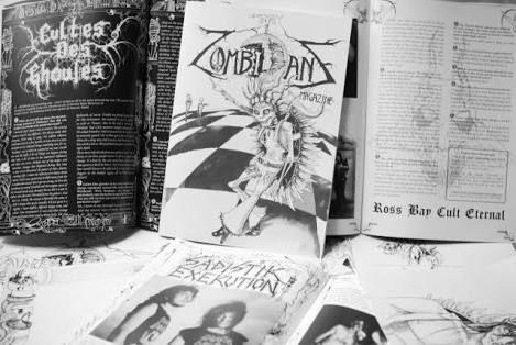 Zombi Danz - Edição 1