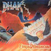 DHAK - Furia Demencial (LP)
