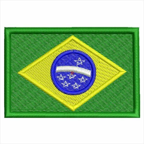Vídeo aula individual de como fazer a matriz da Bandeira do Brasil