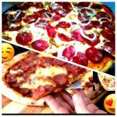COMBO - 02 PIZZA G CALABRESA