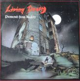 Living Death - Protected From Reality (Slipcase c/poster)