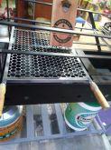 churrasqueira fogão industrial com chapa