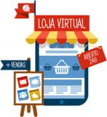 Criamos sua Loja Virtual