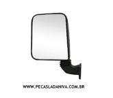 Espelho Retrovisor Externo LE Lado Motorista (Adaptação) Niva (Novo) Ref. 0173