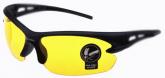 Óculos para ciclistas para uso noturno