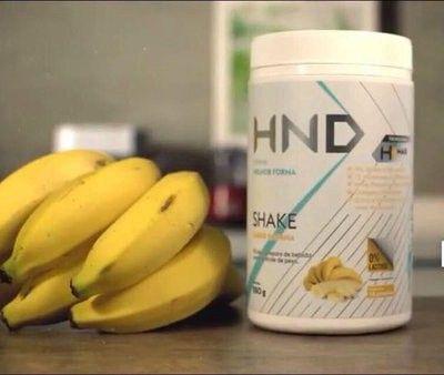 H+ SHAKE BANANA 550g - HINODE