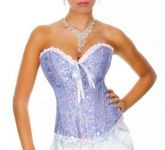 Corset Overbust Plus Size MF1665